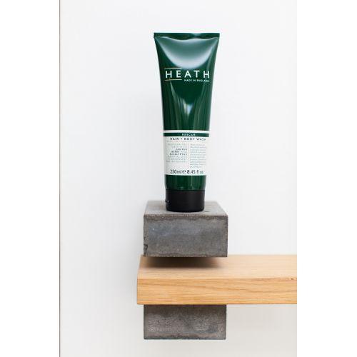 Mycí gel na tělo a vlasy HEATH - 250ml