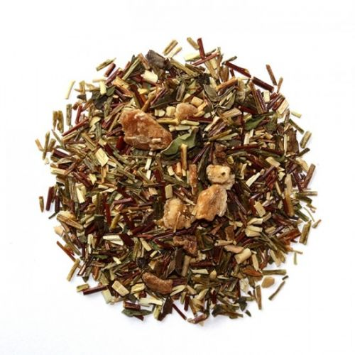 Zelený rooibos čaj Pineapple Mint - 20 sáčků