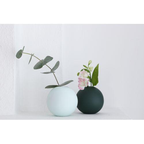 Kulatá váza Ball Mint 8 cm