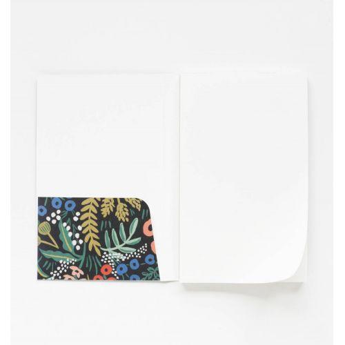 Kapesní trhací bloček s kapsičkou Tapestry