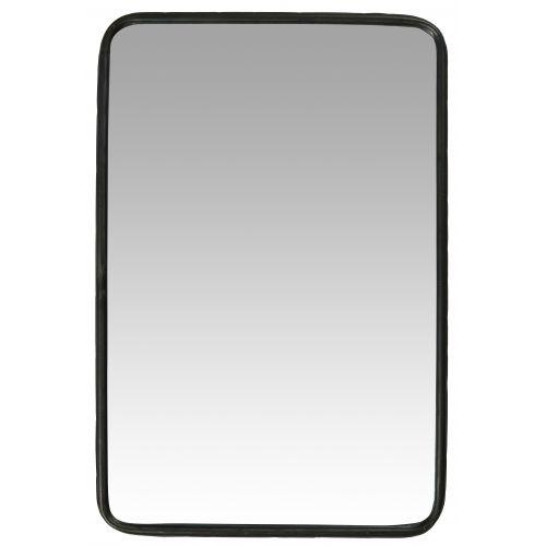 Zrcadlo v kovovém rámu Brooklyn