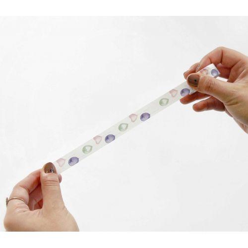 Papírová lepicí páska Balónky