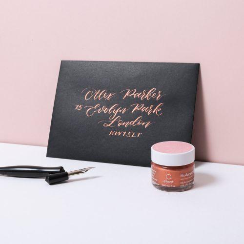 Kaligrafický inkoust Copper 15 ml