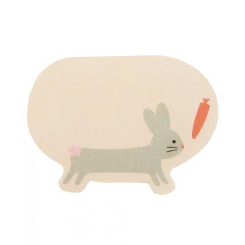 Lepítka Bunny Cute