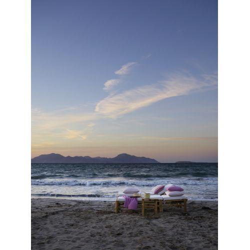 Bavlněná osuška Pink 50x100 cm