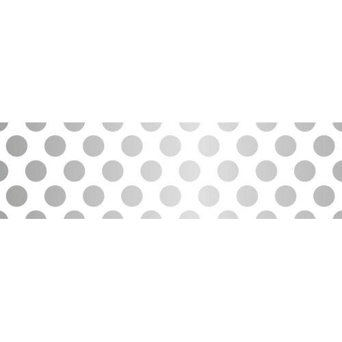 Japonská papírová páska Silver Dot
