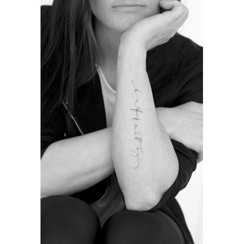 Dočasné tetování Ylva Tattoo