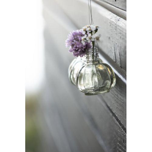 Miniaturní závěsné vázičky Clear Vase Ø 3,9 cm