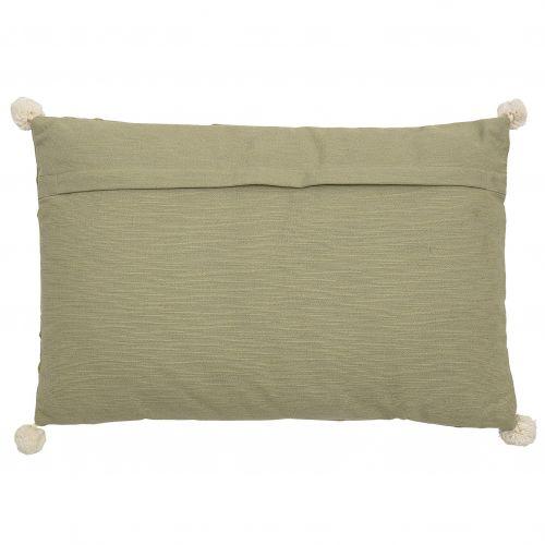Polštář Boho Green 60x40 cm