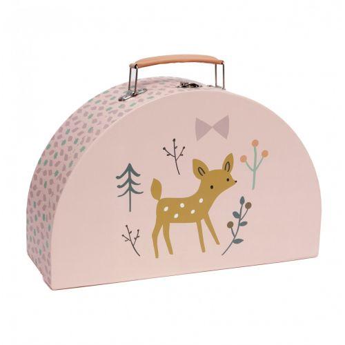 Dětský kufřík Deer & Bunny