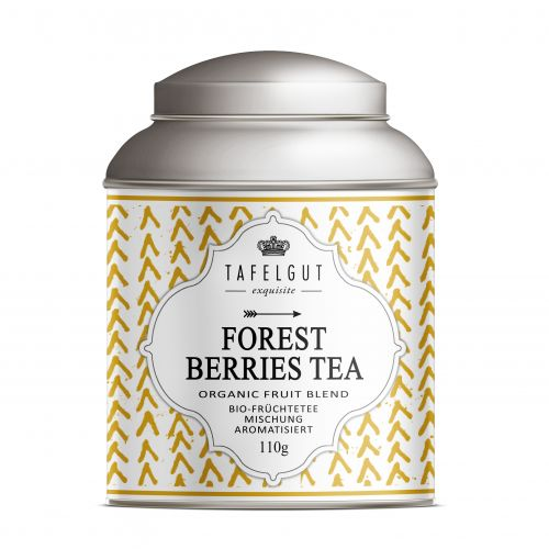 BIO ovocný čaj Forest Berries Tea - 110gr