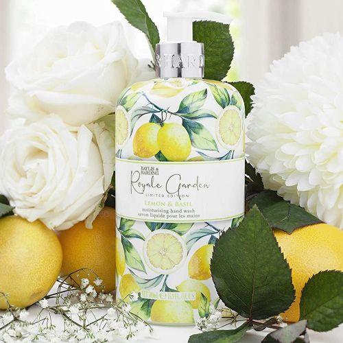 Tekuté mýdlo na ruce Lemon & Basil 500ml