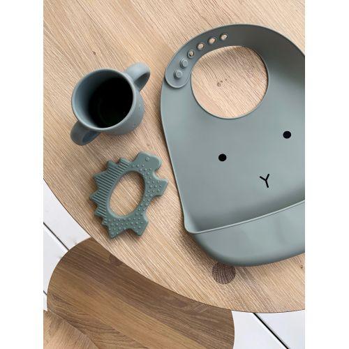 Silikonové hrnky Cat Dumbo Grey set 2 kusů