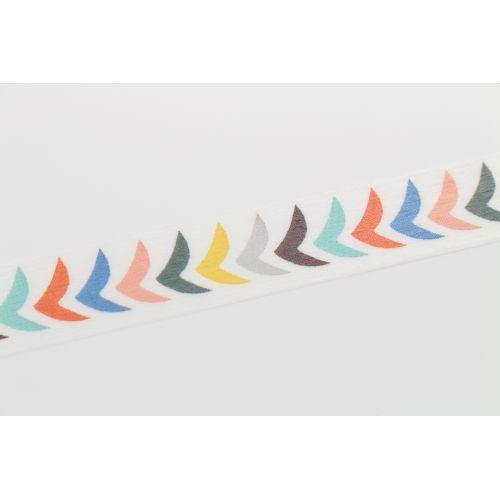 Designová samolepicí páska Bird Petit Mix