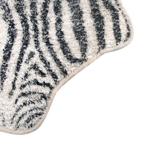 Bavlněný kobereček Zebra