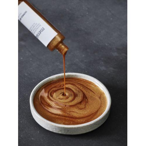 Suchý tělový olej 50 ml - třpytivý