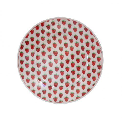 Dezertní talíř Strawberry