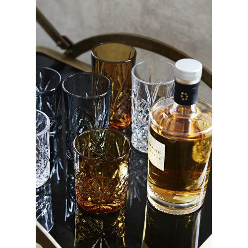 Vysoká sklenička Glass Amber