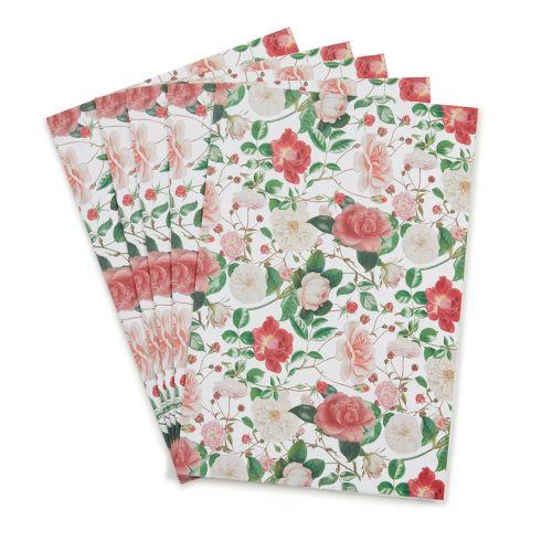 Vonné listy do skříně Flower Blooms - 5 ks