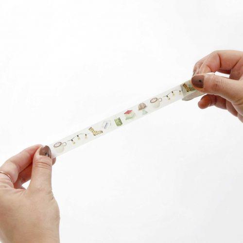 Papírová lepicí páska Hygge