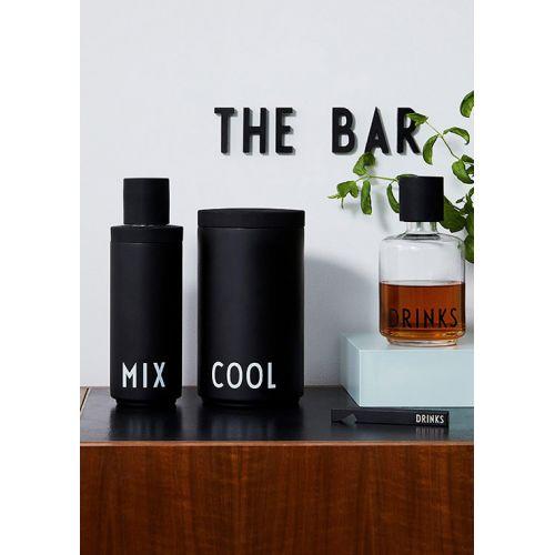 Stylový shaker Mix Black