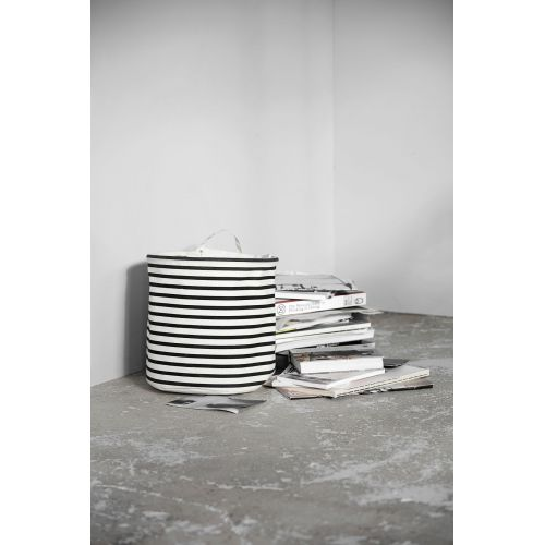 Textilní košík Stripes 30 cm