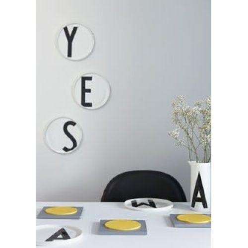 Háček k zavěšení talířů Letters