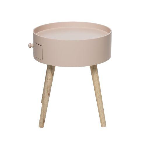 Odkládací stolek Rose Sidetable