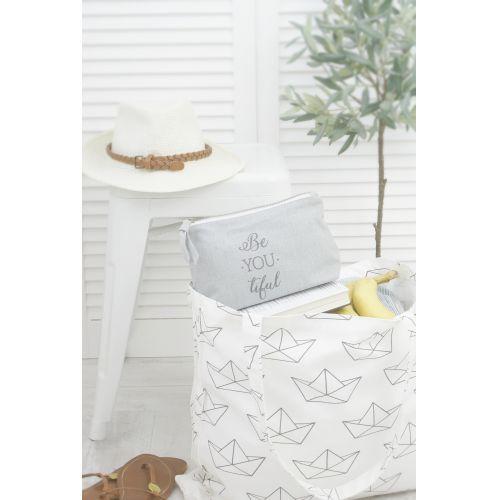 Plátěná taška Paper Boat