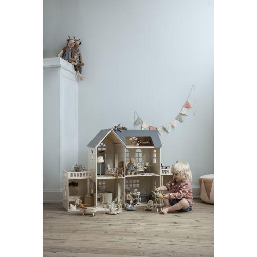 Dřevěný domeček pro zvířátka Maileg Bonus Room