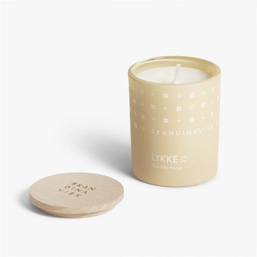 Vonná svíčka LYKKE (štěstí) 65 g