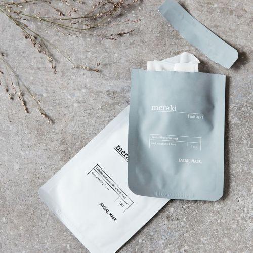 Textilní pleťová maska pro citlivou pleť