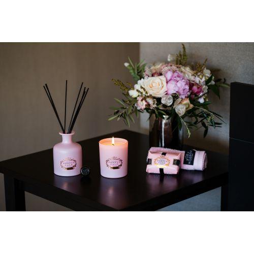 Luxusní svíčka Rosé Blush 228gr