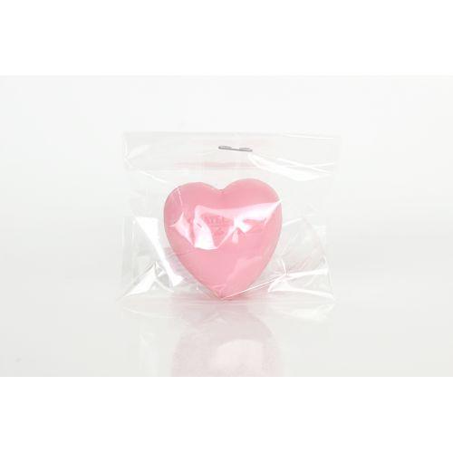 Francouzské mýdlo Heart - Růže a pivoňka 25gr