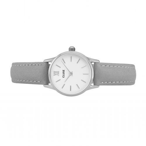 Hodinky Cluse La Vedette Silver White/Grey