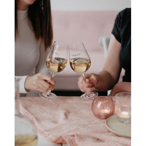 Sklenice na víno Problem Solved