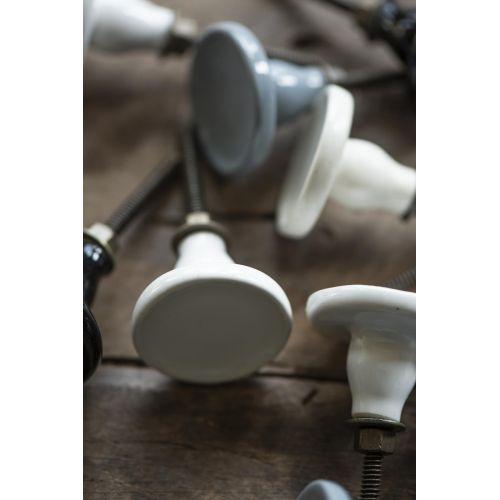 Keramická úchytka Grip Ceramic Gray