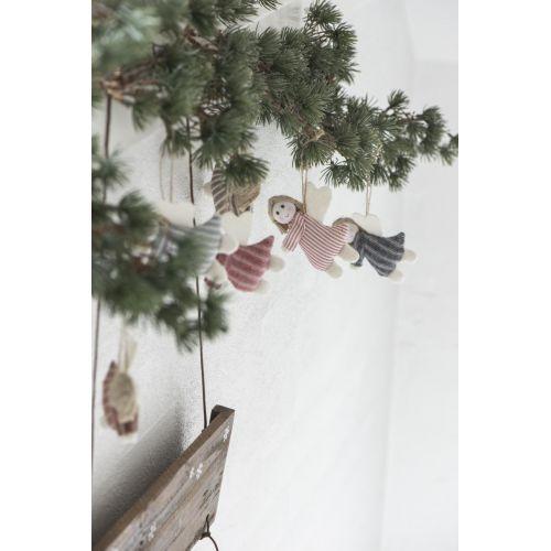 Závěsný andílek My Nostalgic Christmas 10 cm
