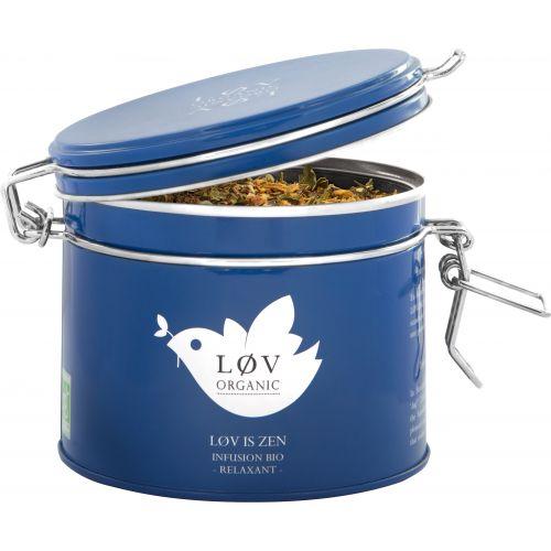 Rooibos čaj Løv Is Zen - 100 g
