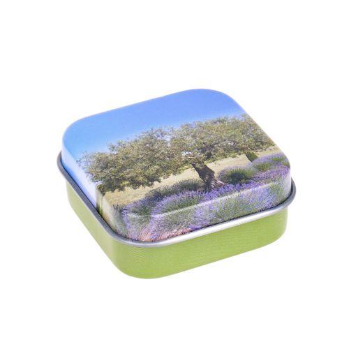 Mini mýdlo v krabičce - Olivovník 25g
