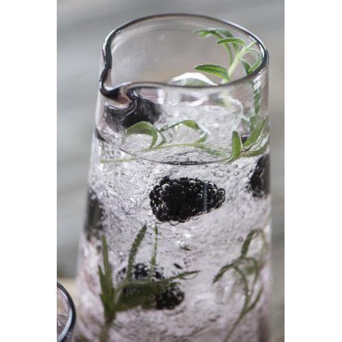 Skleněná karafa Glass Malva 1L