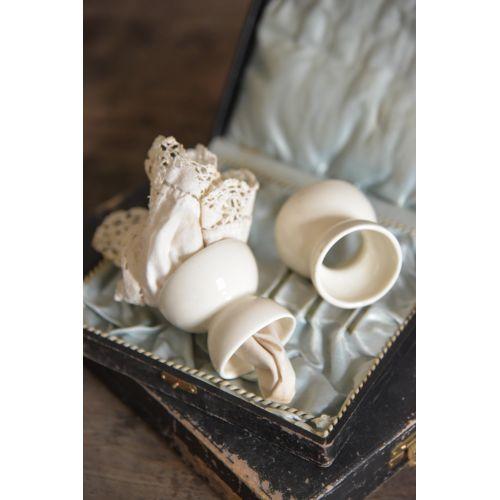 Porcelánový stojánek na vejce Signature