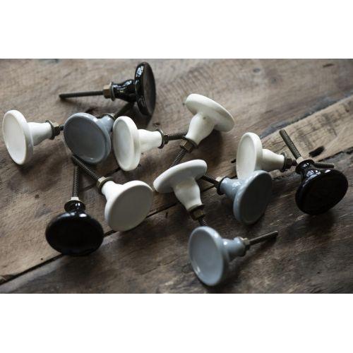 Keramická úchytka Grab Ceramic Black