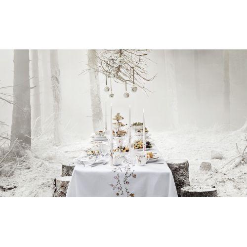 Vánoční bavlněný ubrus Hammershøi Christmas 150x220cm