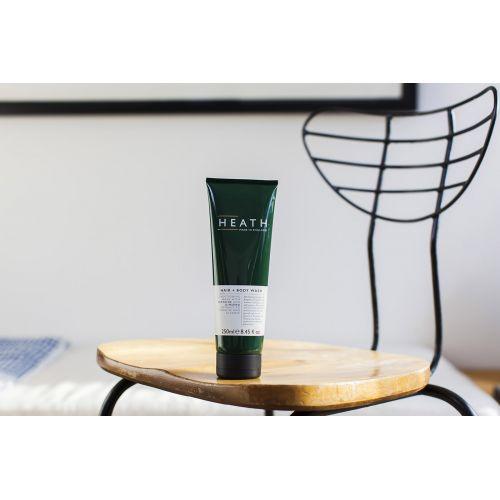 Tělový a vlasový šampon HEATH - 250ml