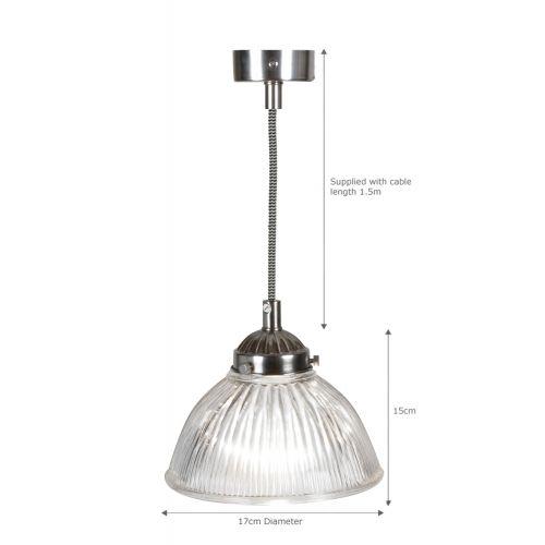 Závěsná lampa Petit Paris