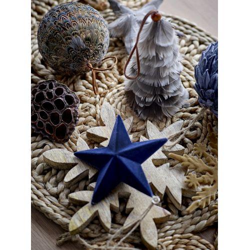 Závěsná vánoční ozdoba Star 11,5 cm