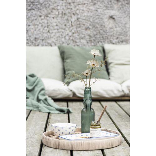 Dekorativní umělé květy Grey Green Tones