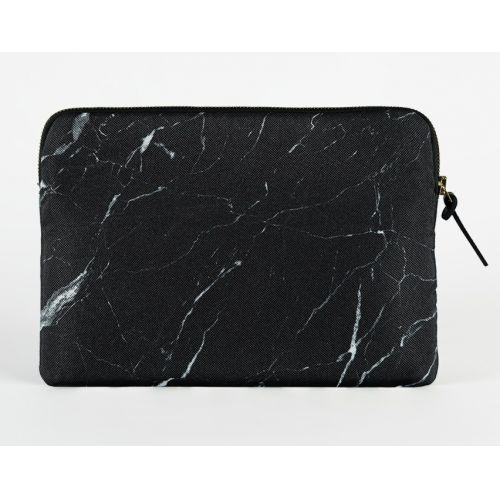 Obal na iPad Black Marble