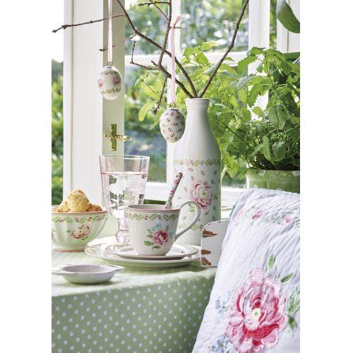 Tácek na čajové sáčky Lily Petit White